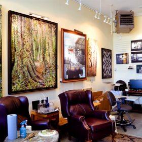 Monk Art Gallery & Studio