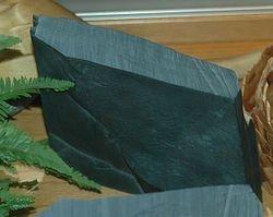 Haidski modro-črni kamen